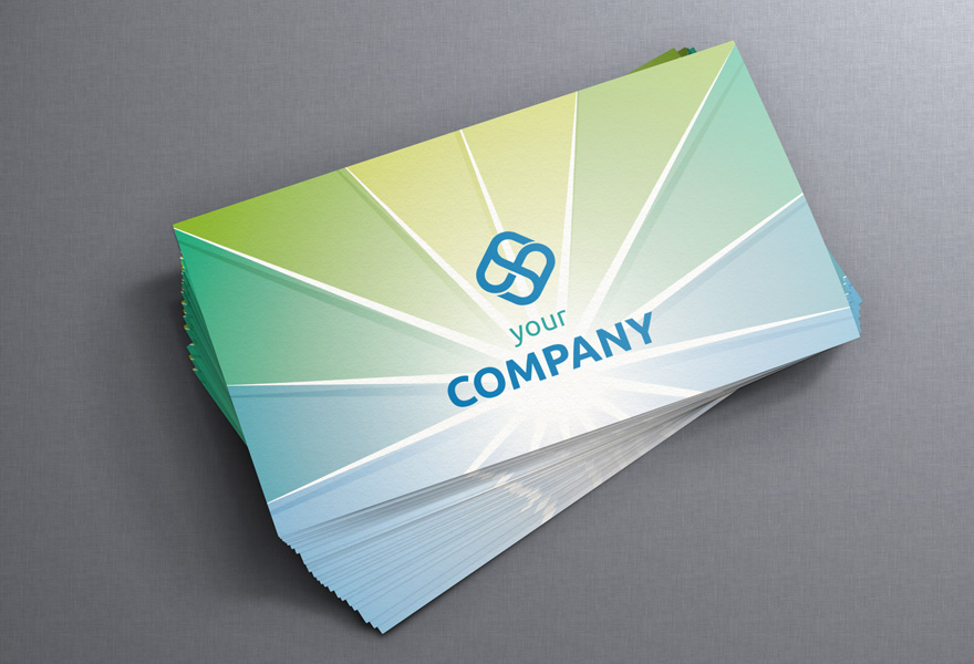 Business Cards On Demand Vistaprint Staples Free Template