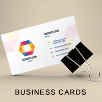 250 business cards - Business Card Printing Services