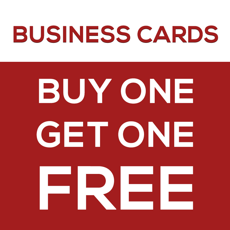 100 Business Cards Fast Print Service Atlanta